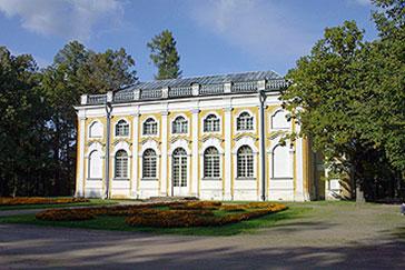 Peter III's Palace